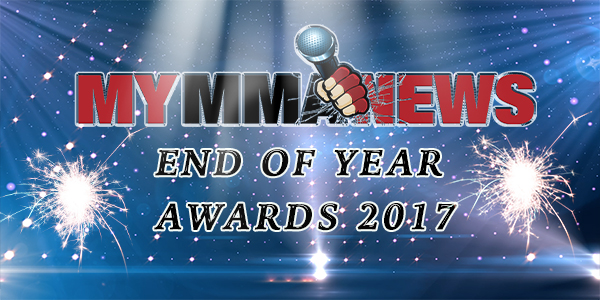Best of 2017 – MyMMANews Awards Winners Announced