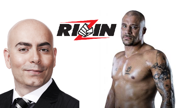 Joe Ferraro & Frank Trigg to announce RIZIN Fighting Federation World Grand Prix 2017 PPV shows