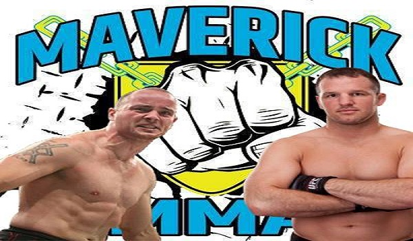 Matt Hamill vs. Mike Mucitelli title fight headlines Maverick MMA 5
