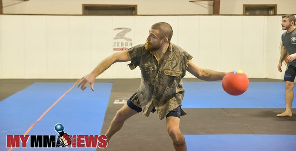 Miller Brothers MMA Dodgeball Tournament, Jim Miller