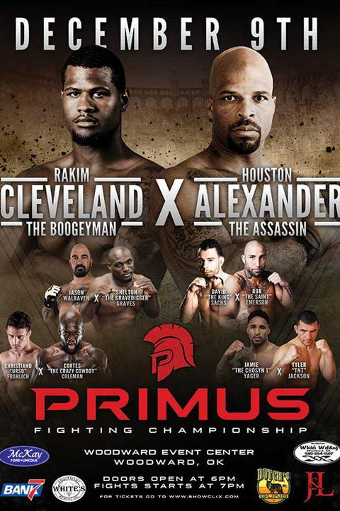 Primus Fighting Championship