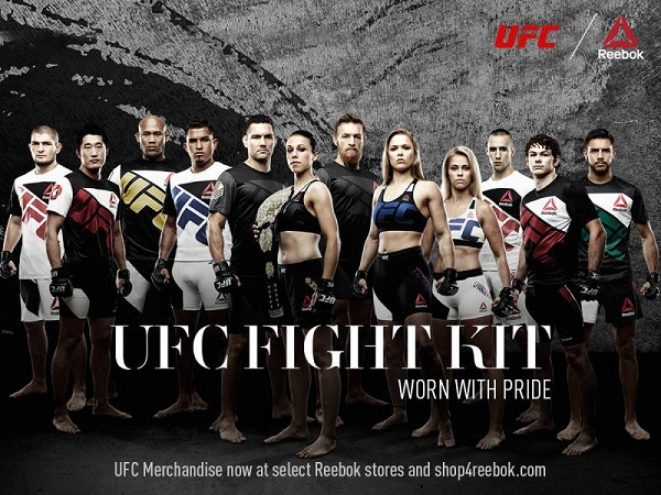 UFC makes changes to Reebok payment structure, other policies