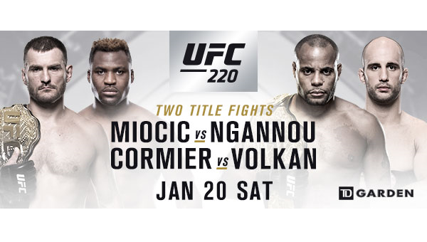 Image result for ufc 220