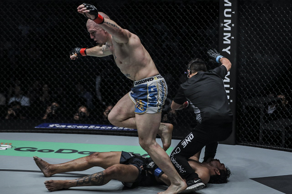 Knockouts to remember from ONE Championship's stellar 2017