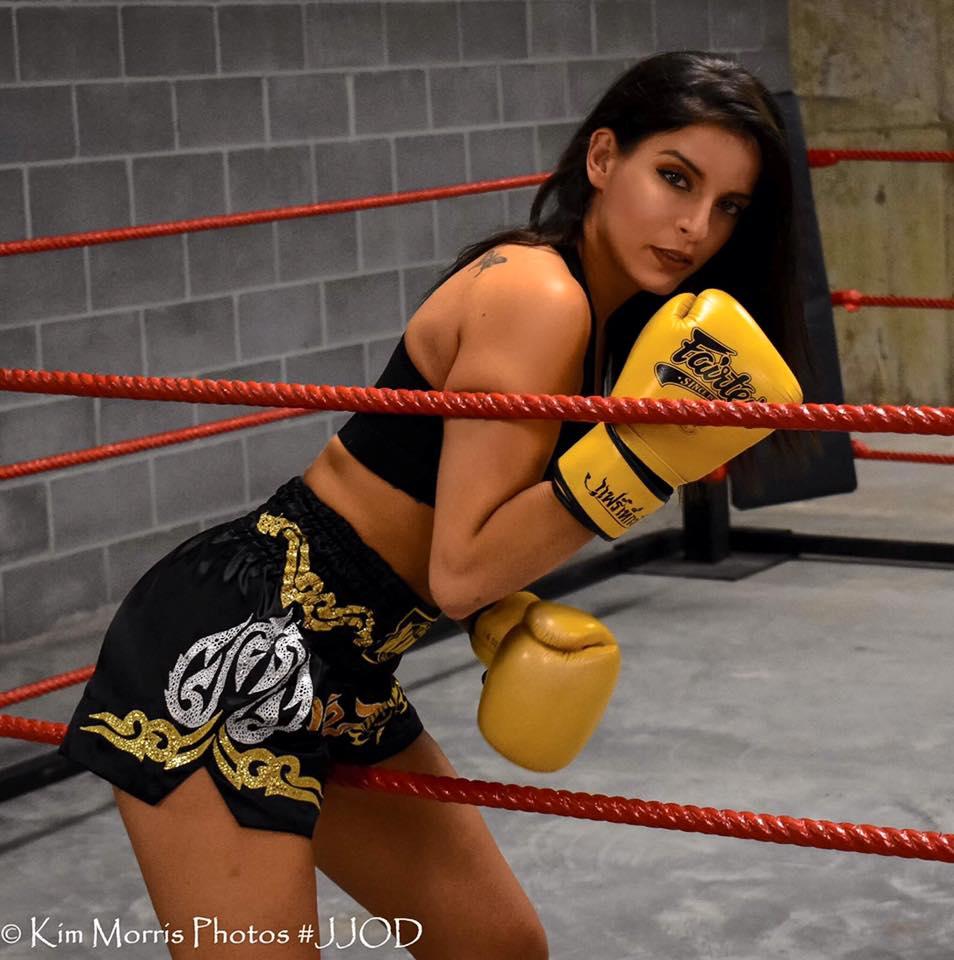 Kheira Sadi - Photo by Kim Morris Photos