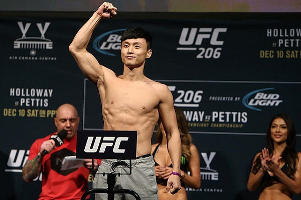 UFC Fight Night 124 - Doo Ho Choi