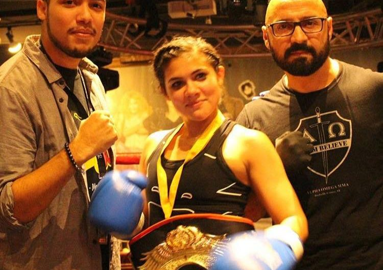 Jessica Ruiz out of ROC 24 Fight against Jennifer Chieng with torn ACL
