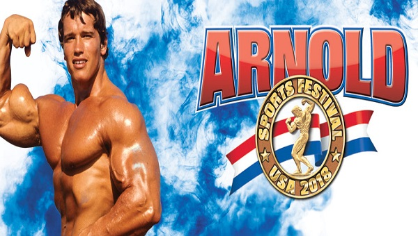 Alliance MMA Designated Official MMA Promoter of the Arnold Sports Festival