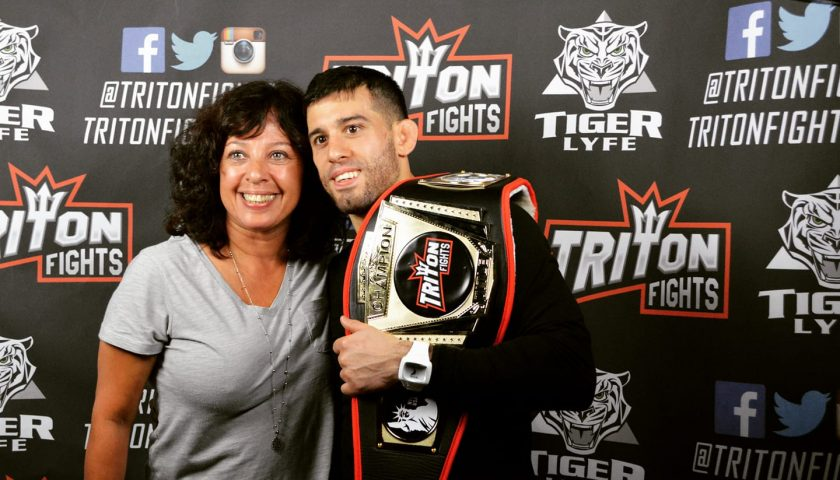 Amateur Flyweight Champ Danny Maldonado talks upcoming Triton Fights title bout