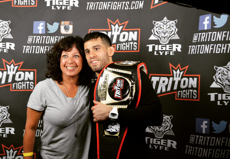 Danny Maldonado - Triton Fights
