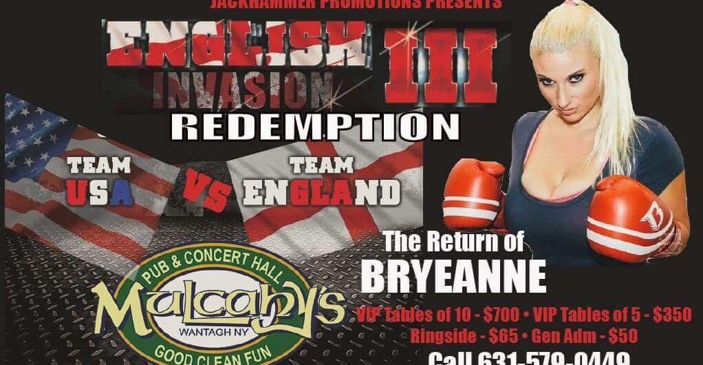 Brye Anne Russillo Returns to the Ring: Live FB Interview Sunday at Noon