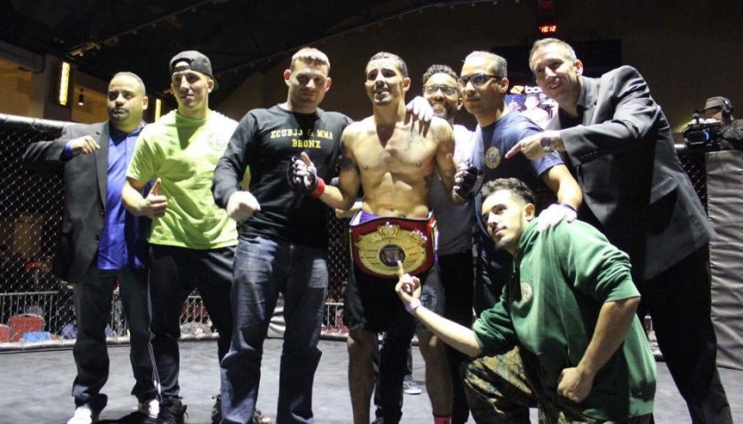 Champ Brandon Lengthy