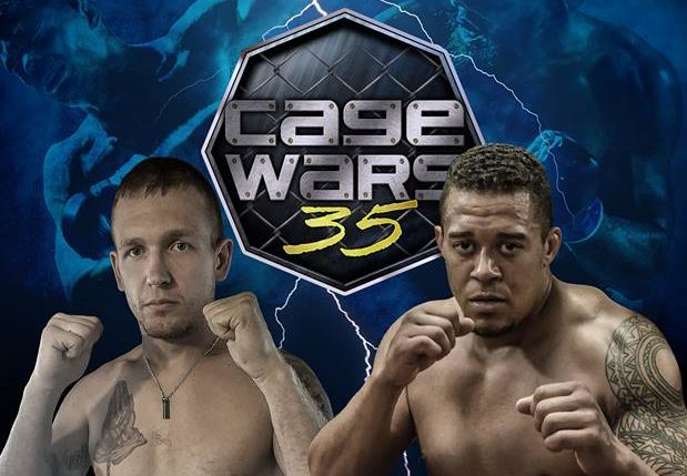 Chris Buckley talks motivation to compete, defend title at Cage Wars 35