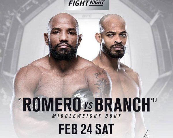 UFC returns to Orlando, February 24 with action-packed card