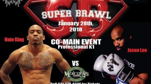 Jason Lee – Super Brawl 3 Co-Main Event Interview