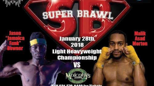 """Jamaican Funk"" Jason Downer – Jack Hammer Super Brawl 3 Interview"