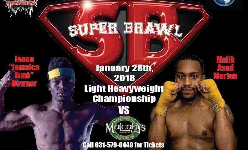 """""""Jamaican Funk"""" Jason Downer – Jack Hammer Super Brawl 3 Interview"""