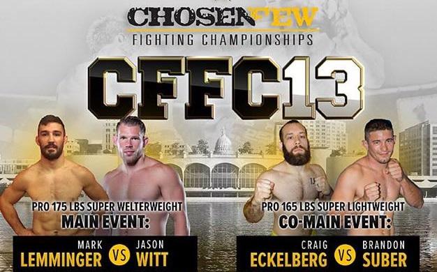 Chosen Few Fighting Championships 13