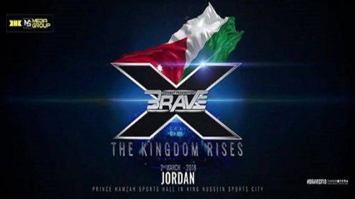 Brave Combat Federation announces full fight card for Jordan debut