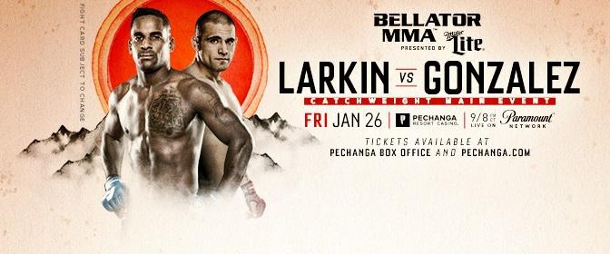 Bellator 193 results – Lorenz Larkin vs. Fernando Gonzalez