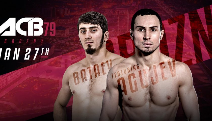 WATCH: ACB 79 – Alfaya vs. Agujev – FREE Live Stream