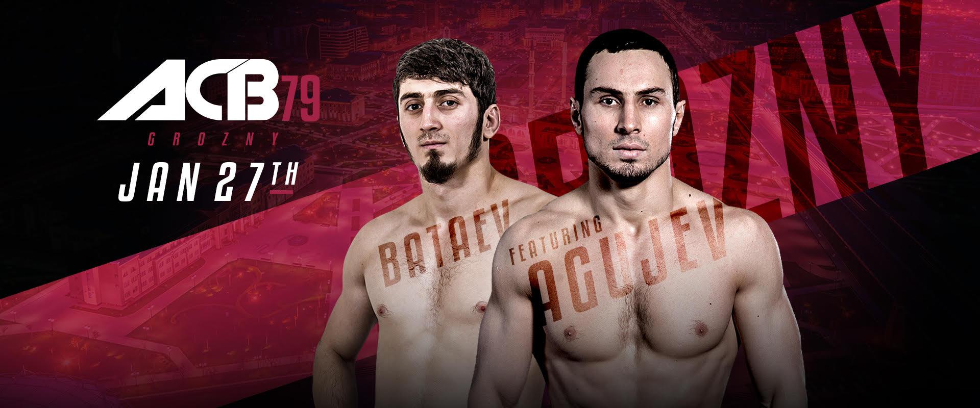 WATCH: ACB 79 - Alfaya vs. Agujev - FREE Live Stream