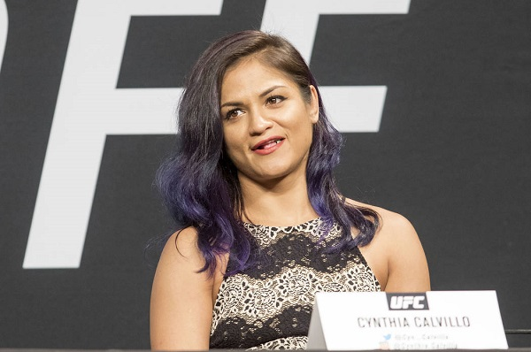 Cynthia Calvillo hit with anti-doping policy violation, UFC responds