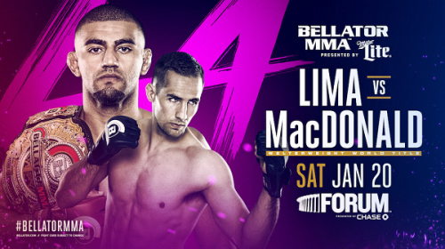 WATCH:  Bellator 192 preliminary bouts – 7 p.m. EST