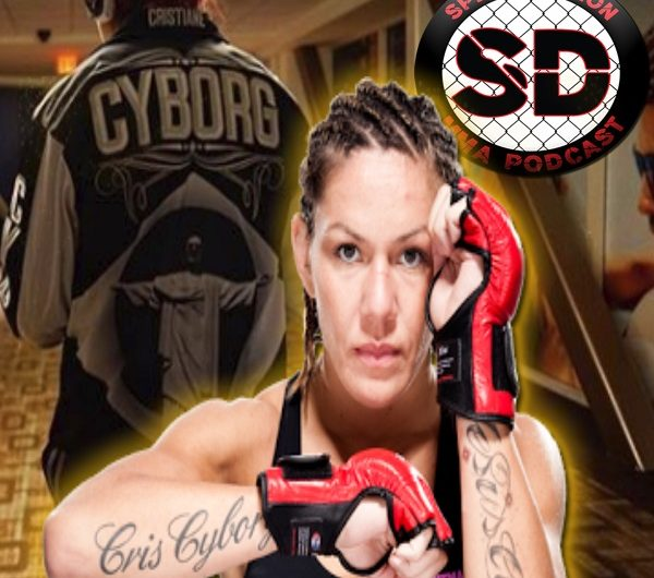 Cris Cyborg – UFC not signing 145 pound fighters, Bellator making division for me