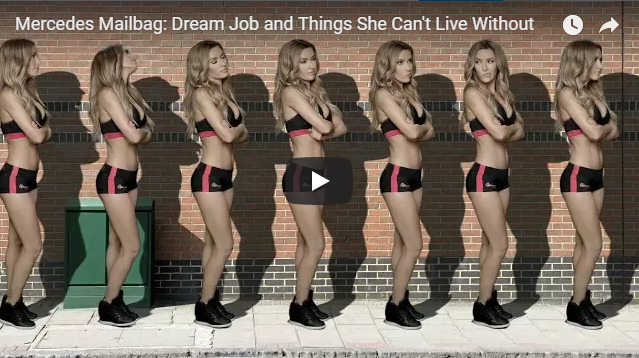 Mercedes Mailbag: Dream Job and Things She Can't Live Without
