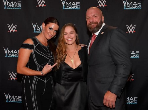 Despite rumors, Ronda Rousey says she will not be part of WWE's Royal Rumble on Sunday