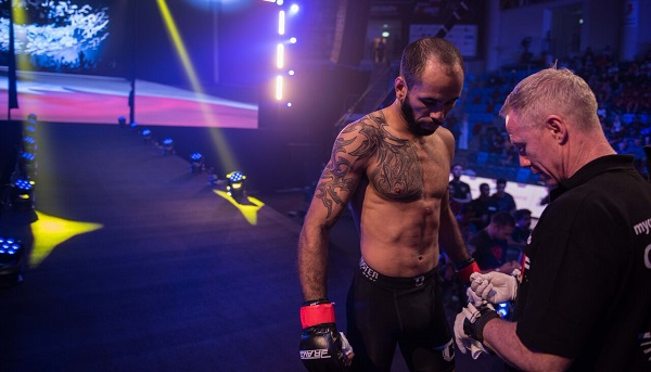 Michael Deiga-Scheck injured, out of Nawras Abzakh bout at Brave 10
