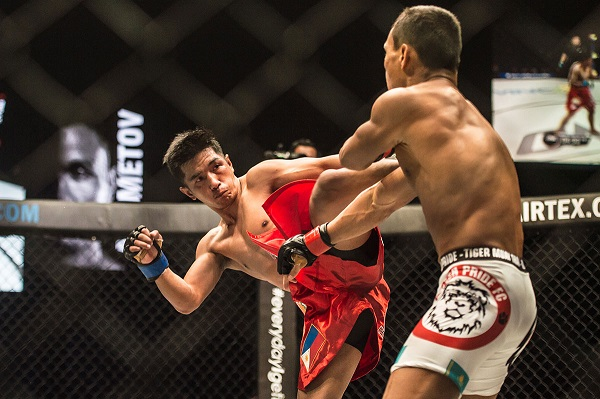Geje Eustaquio sacrifices Christmas family time in pursuit of decisive victory