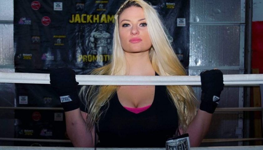 Kiss My Cannoli Filled Ass: Brye Anne Russillo Returns to The Ring