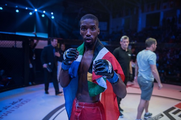 Frans Mlambo excited for Efrain bout at Brave 10; feels ready for title shot