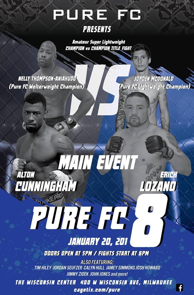Pure FC 8 Results