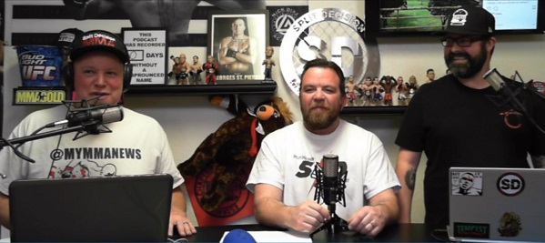 Big John McCarthy liquidating everything, Cyborg and Megan beef, more
