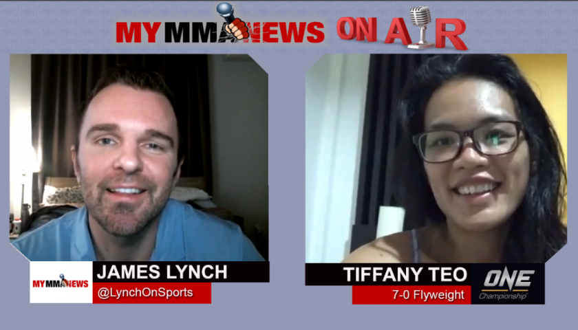 Undefeated Tiffany Teo Talks One Championship Title Fight, Potential Jump To UFC & Netflix