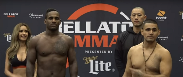 Bellator 193 weigh-in results - Larkin vs. Gonzalez