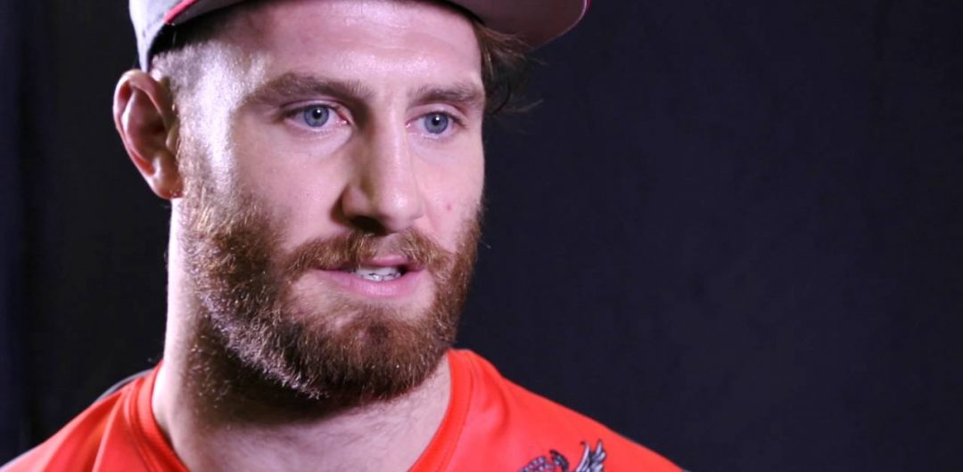Middleweight prospect Chad Hanekom signs for Brave Combat Federation