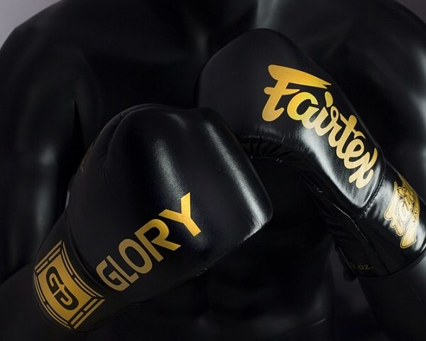 Fairtex Named Official Glove Provider of GLORY Kickboxing