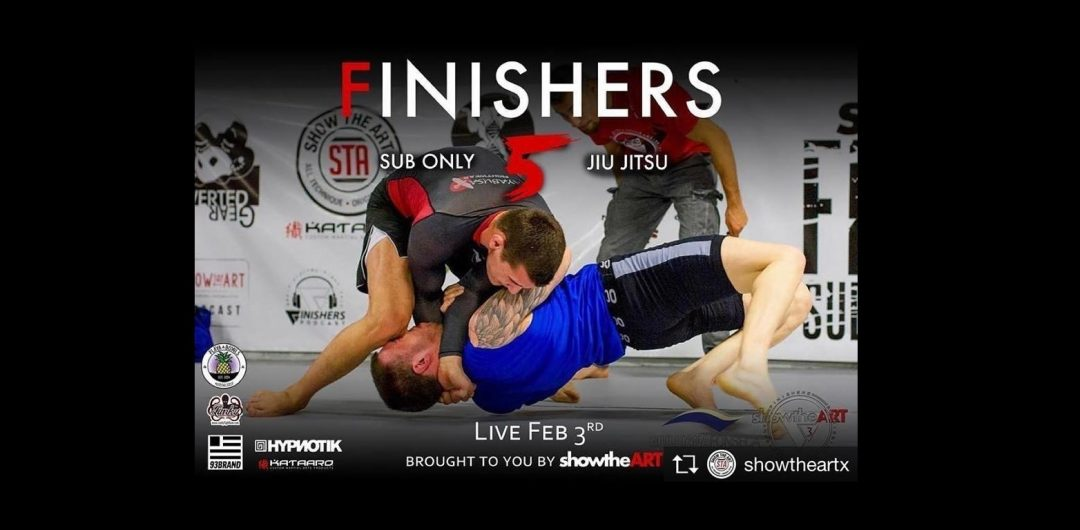 LIVE RESULTS: Finishers Sub Only 5 from Pure MMA in Rockaway