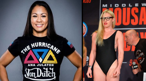 Heather Hardy vs Ana Julaton set for Bellator 194, also later boxing bout