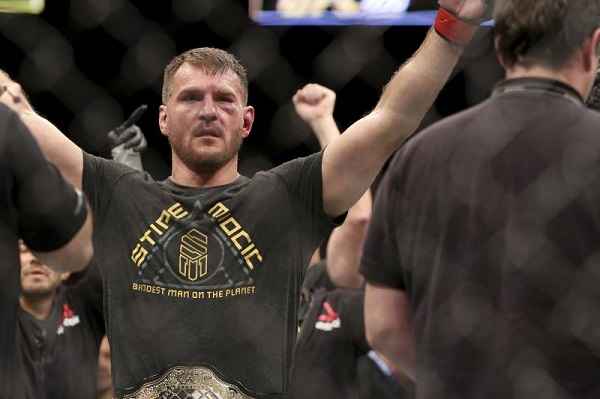 sports betting NZ, Stipe Miocic, UFC 220, rematch