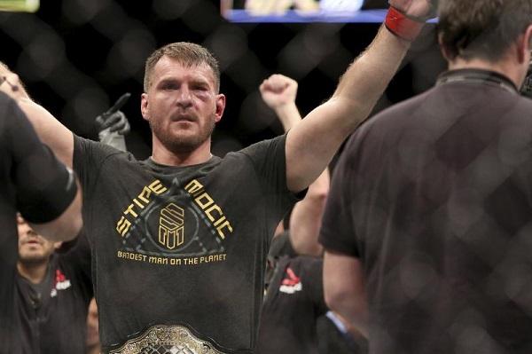sports betting NZ, Stipe Miocic, UFC 220, rematch
