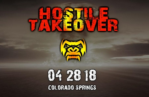 Primal Fight League Announces Hostile Takeover in Colorado Springs