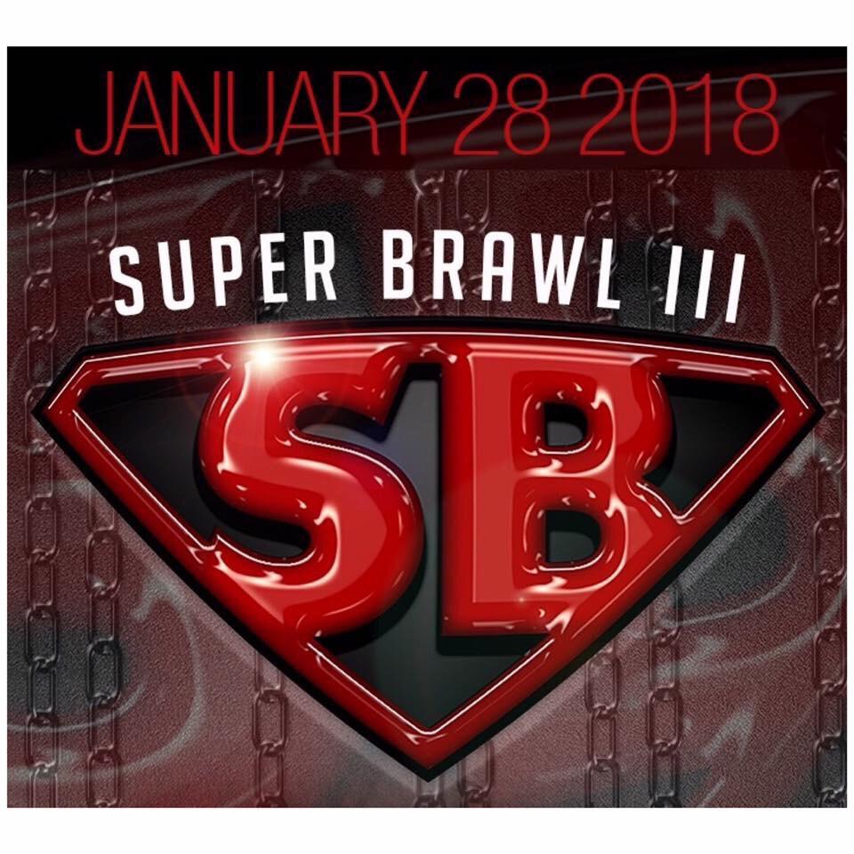 Jesse McBroom Jack Hammer Super Brawl 3 Pre-fight Interview