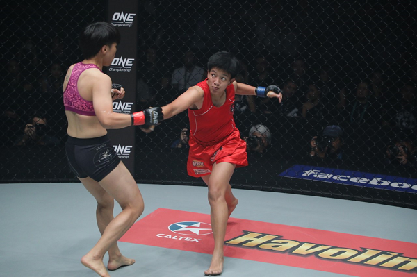 Team Lakay's April Osenio optimistic on turning things around in upcoming bout
