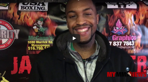 Malik Asad Morton – Super Brawl 3 Pre-Title Fight Interview