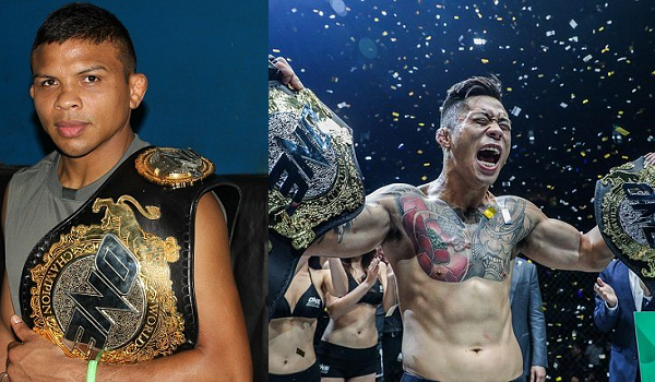 Bibiano Fernandes to defend ONE bantamweight against featherweight and lightweight Champ Martin Nguyen
